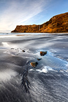 Talisker Bay,  Cliff View. Isle of Skye. Scotland.