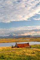 Achmore Skies. The Lochs. Isle of Lewis. Scotland.