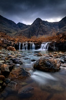Fairy Pools in Spring .Glen Brittle. Skye. Scotland.