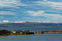 Isle of Raasay and Ardubh. Applecross. North West Highlands. Scotland.