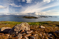 Summer Isles from Hill of the Fairies # 2