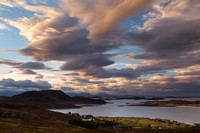 Altandhu View, Summer Isles, early morning. Coigach. Scotland.