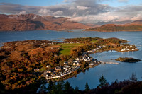 PICTURES OF SCOTLAND. PLOCKTON ~ DRUMBUIE.