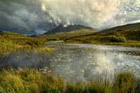 Pictures of Skye. SLIGACHAN