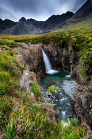 Fairy Pools, September 2013 #2. Glen Brittle. Isle of Skye. Scotland.