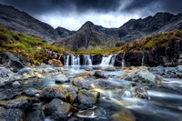 Fairy Pools. September 2013. Glen Brittle. Isle of Skye. Scotland.