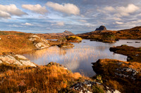 SCOTLAND LANDSCAPES. Assynt. Sutherland.