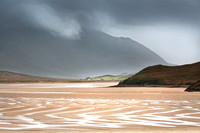Kyle Of Durness. Rain Approaching. Sutherland. Scotland.