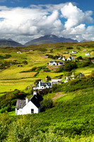 Tarskavaig in Summer. Sleat. Isle of Skye. Scotland.