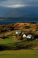 Tarskavaig. Autumnal Light. Sleat. Isle of Skye. Scotland.